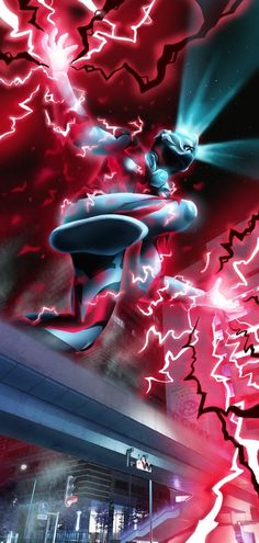 Kamen Rider Series, Godzilla, Overwatch, Concept Art, Neon Signs, Hero, Fan Art, Wallpaper, Artist
