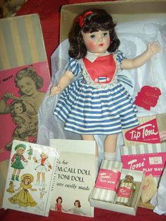 Toni Used in Dolls & Bears, Dolls, By Brand, Company, Character