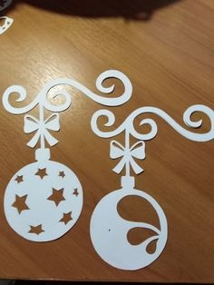 Christmas Ornament Template, Christmas Angel Crafts, Christmas Vases, Paper Christmas Decorations, Christmas Art, Diy And Crafts, Crafts For Kids, Swedish Christmas, Stencil
