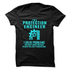 Love being A PROTECTION ENGINEER T-Shirts, Hoodies. CHECK PRICE ==► https://www.sunfrog.com/No-Category/Love-being--PROTECTION-ENGINEER-61005329-Guys.html?id=41382