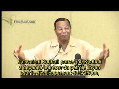 Min. Farrakhan sur l'Afrique, Africom, Kony et les dirigeants laches