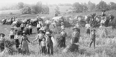 Zoar helps tell the story of immigration to the United States. | Photo: Ohio Historical Society