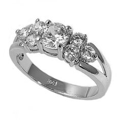 Amazon.com: Rhodium Plated Sterling Silver 7mm