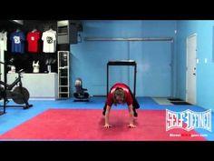 How to Sprawl Drills: MMA Beginner Women's Wrestling Techniques - YouTube
