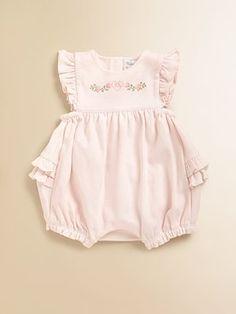 Ralph Lauren Infant's Ruffled Shortall