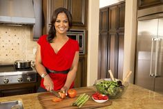 """Not only is she the daughter of legendary boxer and humanitarian Muhammad Ali, an undefeated champion in the ring herself, Laila Ali hosts three TV shows — """"All In with Laila Ali,"""" on CBS Saturday ..."""