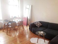 einrichtungs-detail für wohnzimmer oder küche: kleiner runder