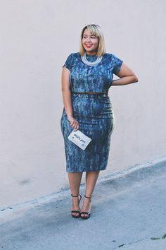 Plus Size Fashion - Gabi Fresh - Addition Elle