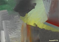 Abstraktes Bild 12 Artwork by Gerhard Richter Hand-painted and Art Prints on canvas for sale,you can custom the size and frame