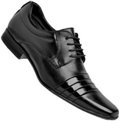 Sapato Tonifran Roma Social C/ Cadarços Masculino Preto Dress With Boots, Men's Shoes, Oxford Shoes, Men's Fashion, Lace Up, Footwear, Cabin, Sport, My Style