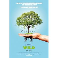 EPISODE 1. PROJECT WILD THING FILM POSTER A3