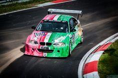V Zeleném pekle s Hello Titty Racing