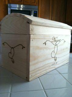 Card box for a friend's wedding