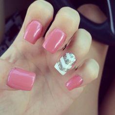 Birthday nails :)