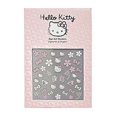 Hello Kitty Nail Art Stickers Modern Icons