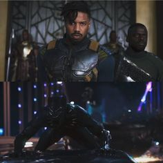 "1,017 Likes, 19 Comments - That One Marvelous Guy (@the_marvelous_guy) on Instagram: ""Screenshots from the Black Panther teaser! Link in bio! #BlackPanther #TChalla #ChadwickBoseman…"""