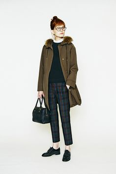 46e9a13ca15a mackintosh philosophy 2015 autumn winter lookbook