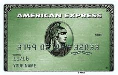 Template american express editable photoshop file .psd