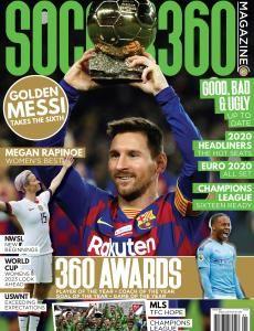Soccer 360 Magazine January February 2020 Free Pdf Magazine Download In 2020 Soccer Events Magazine Soccer