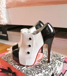 8 random pairs of high heels