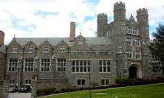 Bryn Mawr College Gillian Chamberlain attended in ADOW