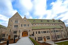 Stokes Hall at Boston College