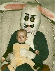 Et vous pensiez que le lapin de « Donnie Darko » était flippant.