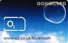 Prepaid O2 UK Pay As Go Sim Card with ₤10 Loaded, 3G data, Travel Ship From USA #O2