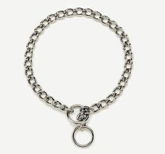 Coastal Pet Products DCP553026 26-Inch Titan Heavy Chain Dog Training Choke/Collar with 3mm Link, Chrome -- Click image for more details.