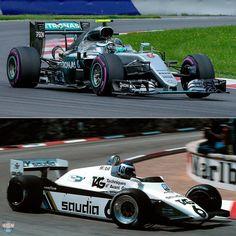 F1: @NicoRosberg 2016. Keke Rosberg 1982:Tal pai tal filho! Mesmo sobrenome mesmo número e um campeonato mundial. Nico Rosberg faturou o título da temporada 2016 e entrou no seleto grupo de 33 campeões da F.. Além disso conseguiu outro feito: é a segunda vez na história que um filho consegue repetir o título mundial do pai! O finlandês Keke Rosberg foi o campeão de 1982 pela Williams. Naquela temporada valeu-se da boa regularidade e venceu apenas uma corrida o GP da Suíça já na reta fi...