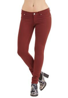 Tour Couture Pants in Russet, @ModCloth