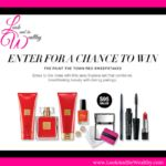 The Paint The Town Red Sweepstakes!