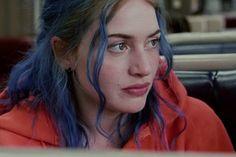 Kate Winslet, Eternal Sunshine of a spotless Mind.