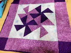 Cojín patchwork