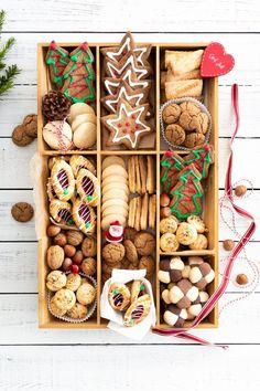 En deig, 5 glutenfrie julekaker