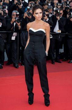 Strapless Dress Formal, Formal Dresses, Trend News, Wearing Black, Beckham, Studio, People, How To Wear, Fashion