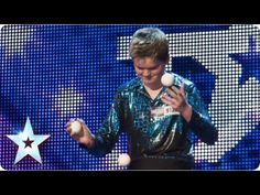 Thomas Bounce juggles and dazzles | Week 4 Auditions | Britain's Got Tal...