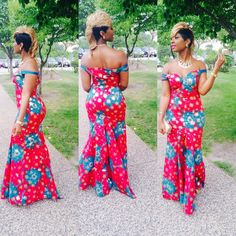 African Print Dresses, African Fashion Dresses, African Wear Designs, Pink Lady, Dashiki, Ankara Styles, African Women, Sexy Outfits, Claire