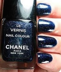 Chanel's night sky. Of all the polishes I've ever pinned, I want THIS ONE sooooo badly!!!
