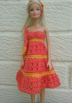 A version of my free sundress pattern on Ravelry