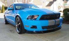 Dream Car in Dream Car Color :)
