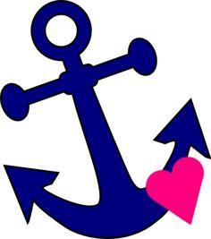 anchor blue art svg downloads symbols download vector clip art rh pinterest com