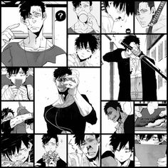 Manga Books, Manga Art, Nicolas Brown, Manhwa, Gangsta Anime, Gangster, Face Expressions, Anime Characters, Fictional Characters