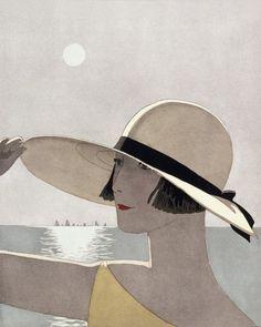 Sur La Digue (1924), Jean Bernier