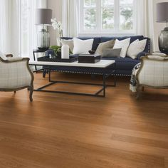 BOEN -  Home Plank Oak American hardvidarval.is