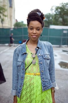 Our Favorite Street-Style Snaps From Pitchfork