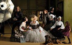 """""""Las Meninas"""" Diego Velázquez - El Corte Inglés."""