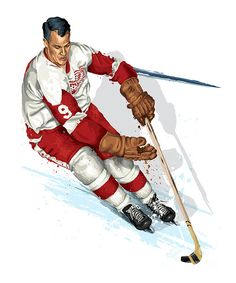 Red Wings Hockey, Michigan Wolverines Football, Detroit Sports, Ice King, Go Red, Sports Figures, National Hockey League, Great Team, Detroit Red Wings