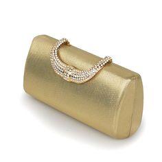 Glaring Rectangle Shape Handbag     Read More:   http://www.fashionant.com/glaring-rectangle-shape-handbag-1032.html