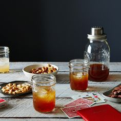 Cocktail Syrups & Shaker Gift Set on Provisions by Food52 #provisions #food52